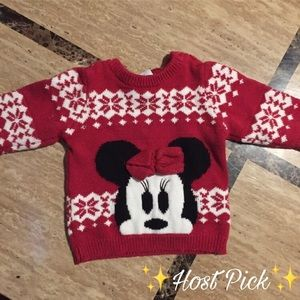 ✨Host Pick✨ Minnie Mouse sweater